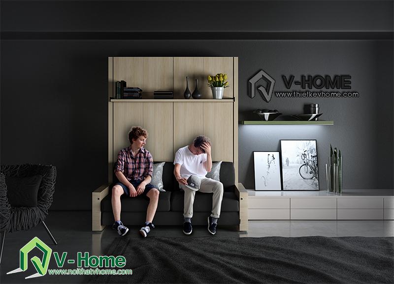 giuong-thong-minh-v-home-sofa-1 Giường thông minh + sofa V-Home - GS2D1620a