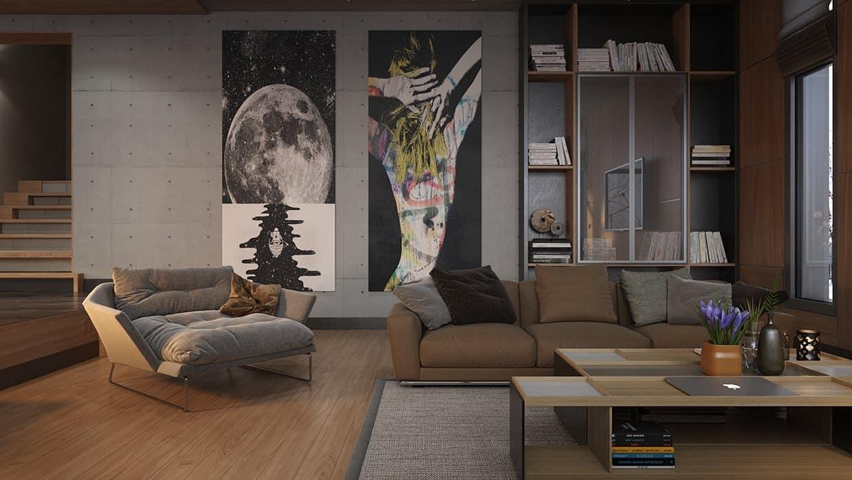 thiet-ke-noi-that-chung-cu-dich-vong-2 Thiết kế nội thất chung cư Dịch Vọng - A. Chiến
