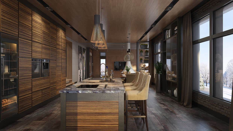 thiet-ke-noi-that-chung-cu-dich-vong-6 Thiết kế nội thất chung cư Dịch Vọng - A. Chiến