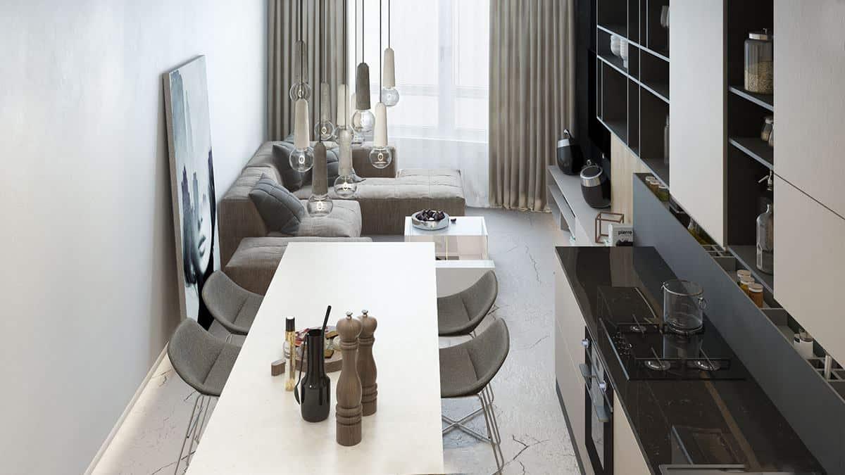thiet-ke-noi-that-chung-cu-dinh-cong-2 Thiết kế nội thất chung cư Định Công - A. Tùng