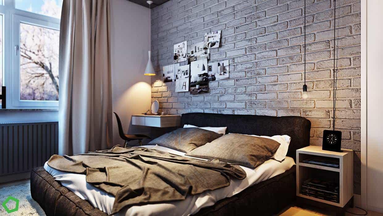 thiet-ke-noi-that-chung-cu-lang-ha-9 Thiết kế nội thất chung cư 75 m2 Láng Hạ - A. Minh