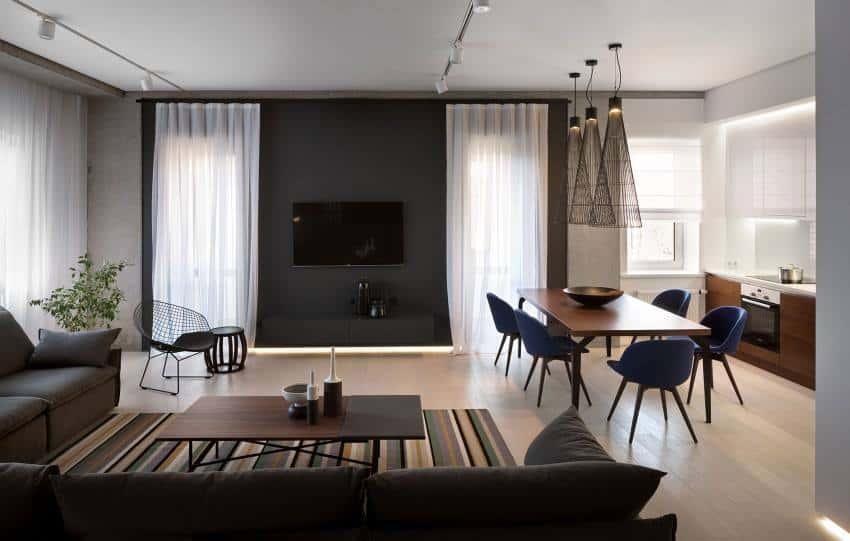 thiet-ke-noi-that-chung-cu-phuong-canh-2 Thiết kế nội thất chung cư Phương Canh - A. Hoàn