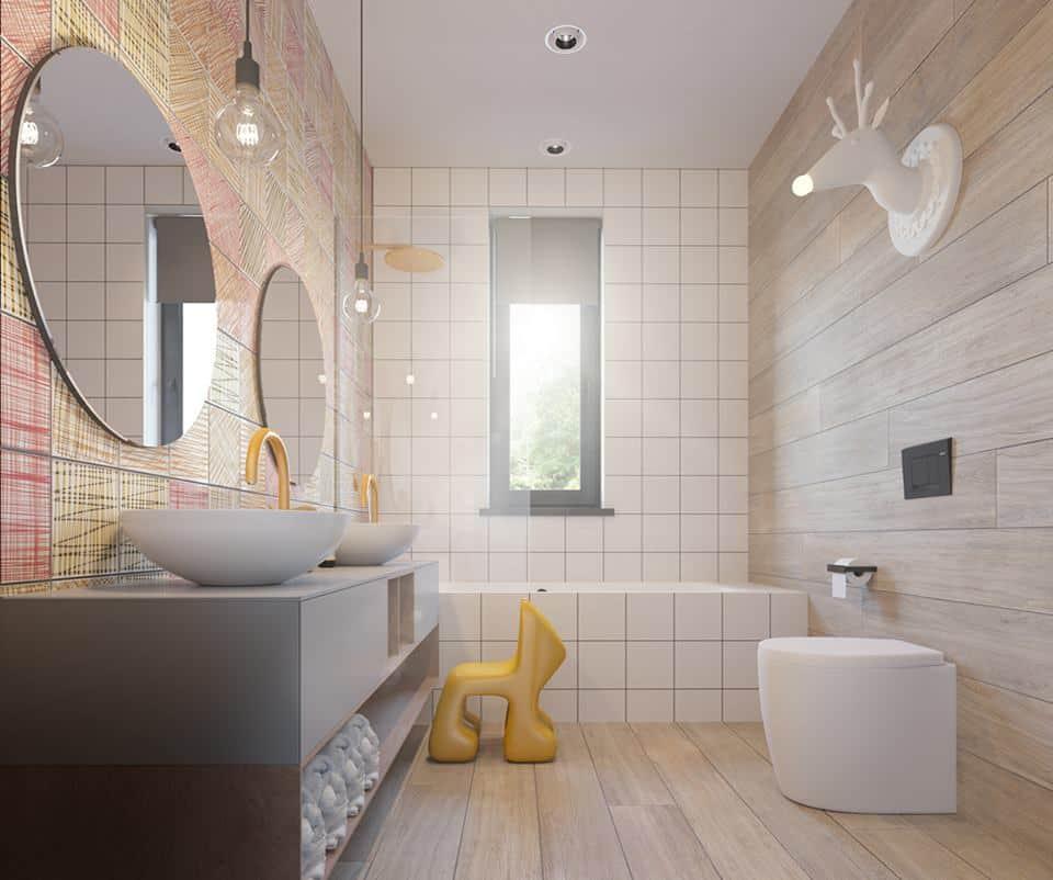 thiet-ke-phong-ngu-tre-em-chung-cu-dai-mo-5 Thiết kế nội thất phòng ngủ trẻ em chung cư Đại Mỗ - C. Hà