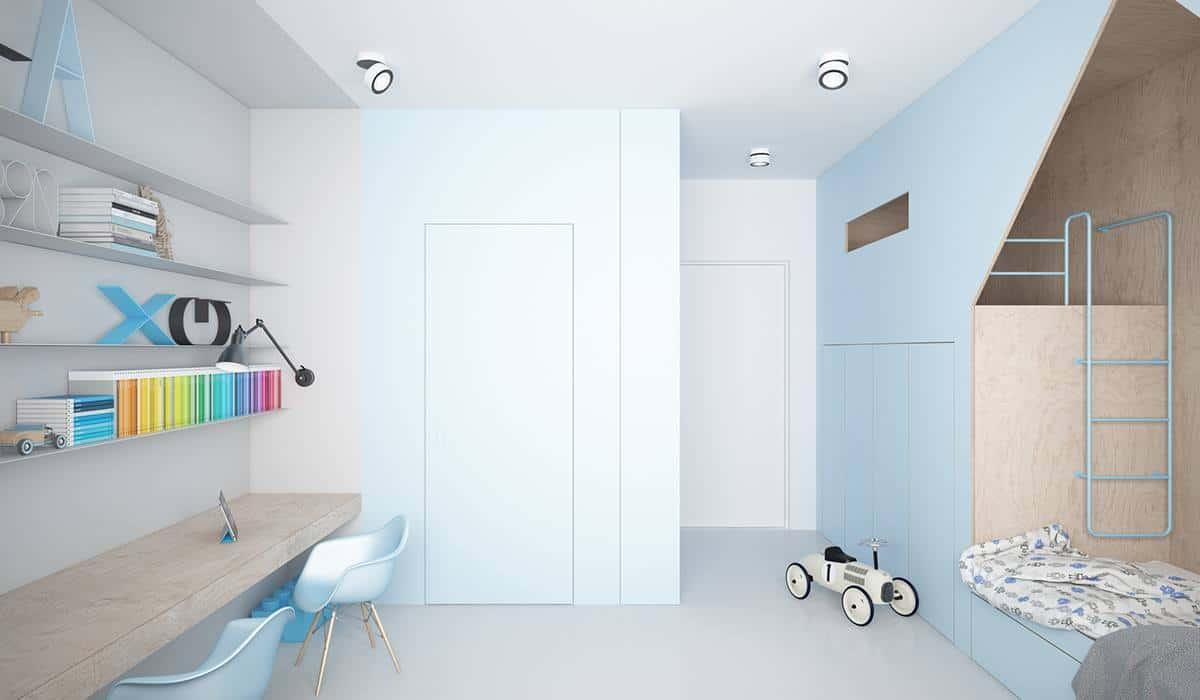 thiet-ke-phong-ngu-tre-em-chung-cu-khuong-mai-5 Thiết kế nội thất phòng bé trai chung cư Khương Mai - A. Nguyên