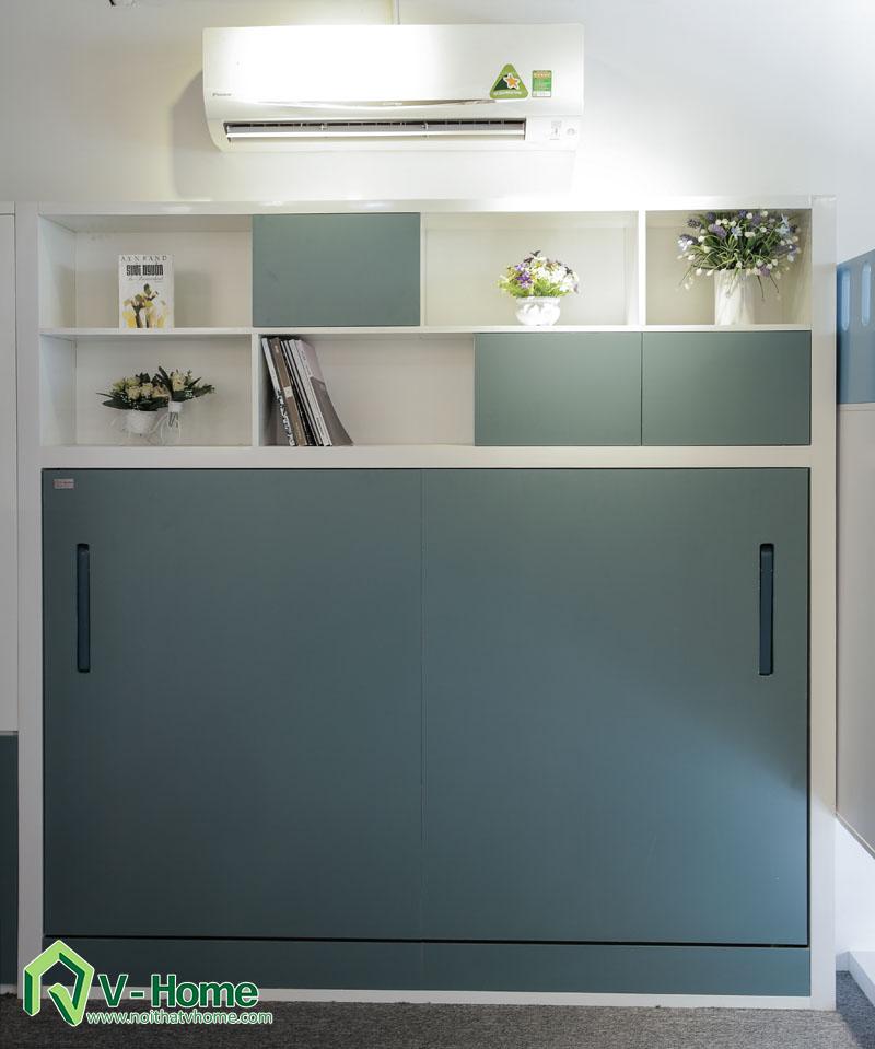 giuong-1.2-ngang-1 Giường thông minh + tủ sách V-Home - GT1N1219a