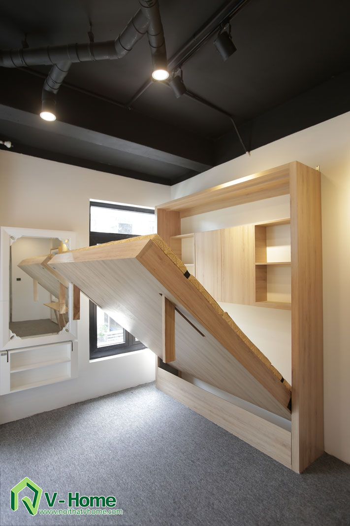 giuong-1.6-2 Giường thông minh V-Home - 1,8mx2m - G2D1820a