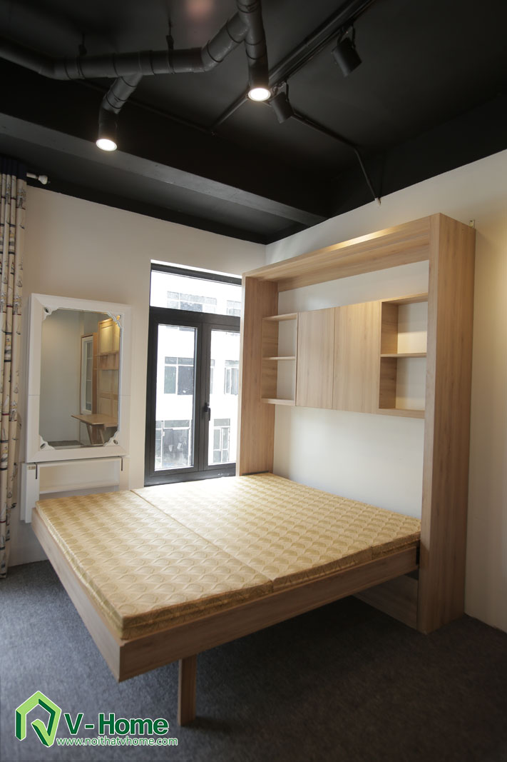giuong-1.6-3 Giường thông minh V-Home - 1,6mx2m - G2D1620a