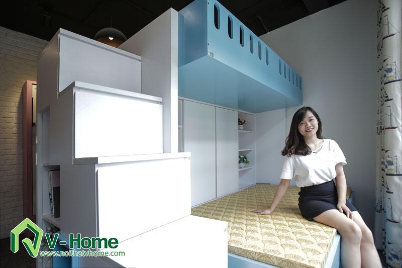 giuong-tang-3 Giường tầng thông minh V-Home – GT01