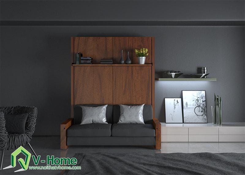 Giường Thong Minh Sofa V Home Gs2d1620a Nội Thất V Home