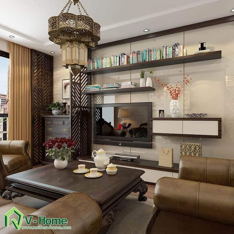 thiet-ke-noi-that-chung-cu-ha-do-park-view-4 Thiết kế nội thất chung cư Hà Đô Parkview - C. Hiền