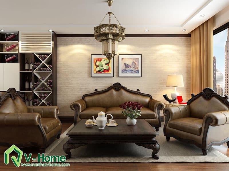 thiet-ke-noi-that-chung-cu-ha-do-park-view-6 Thiết kế nội thất chung cư Hà Đô Parkview - C. Hiền