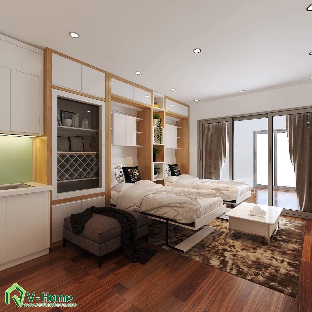 thiet-ke-noi-that-royal-city-4 Thiết kế thi công nội thất chung cư Royal City - A. Dương