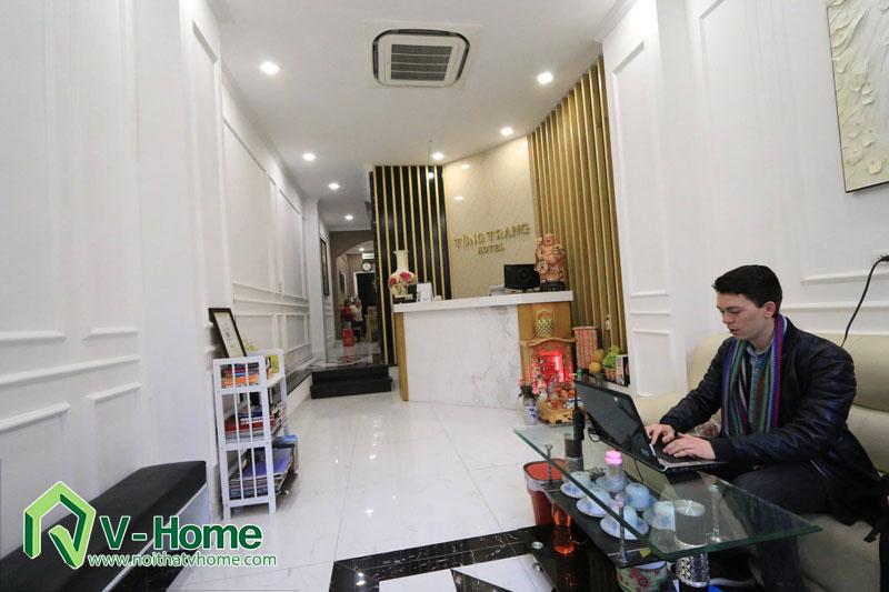 thi-cong-khach-san-tung-trang-hoan-kiem-4 Thi công xây dựng, nội thất Khách sạn Tùng Trang, Hoàn Kiếm