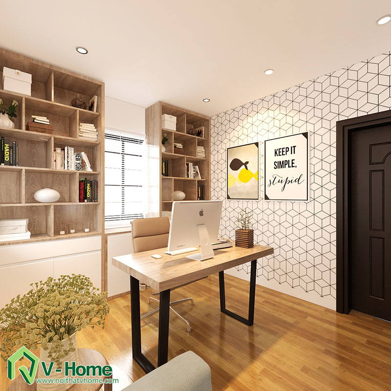 thiet-ke-biet-thu-to-ngoc-van-10 Thiết kế nội thất biệt thự Tô Ngọc Vân - Tây Hồ