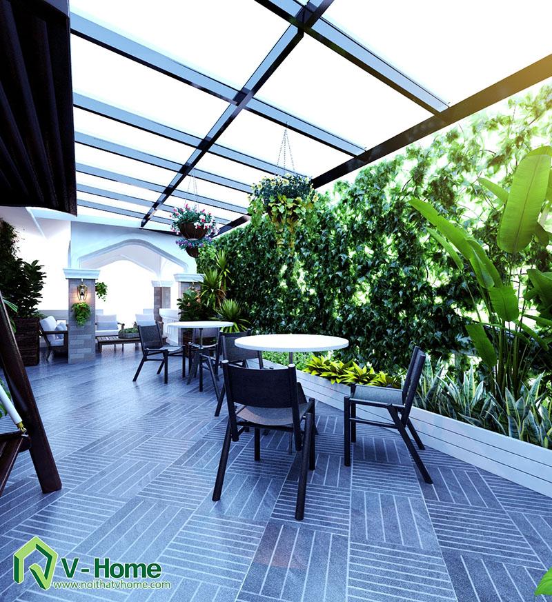 thiet-ke-biet-thu-to-ngoc-van-11 Thiết kế nội thất biệt thự Tô Ngọc Vân - Tây Hồ
