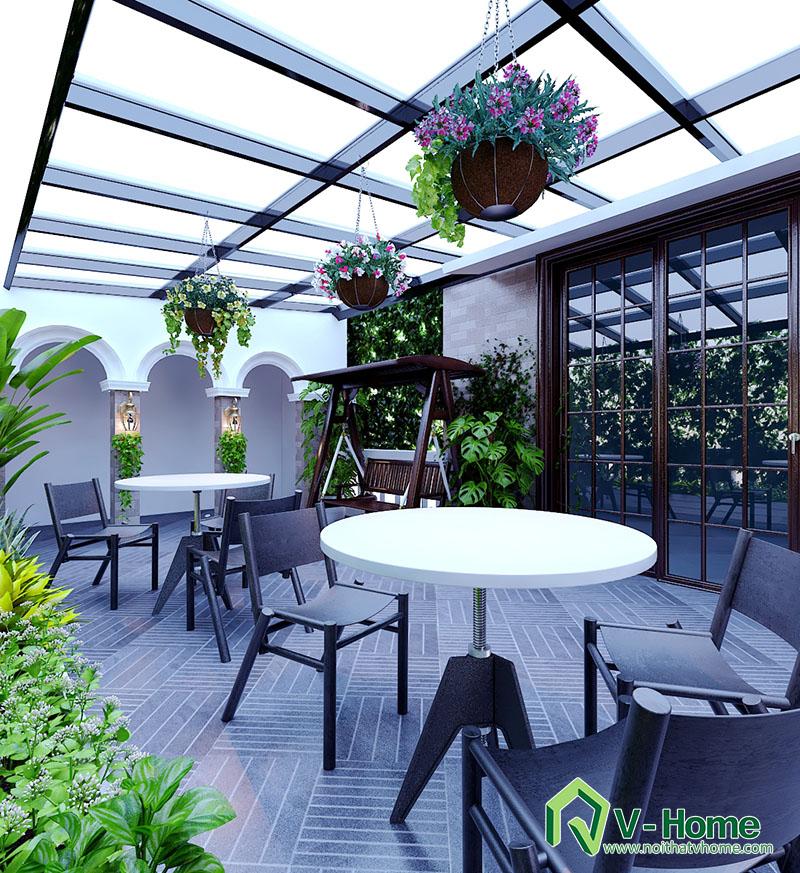 thiet-ke-biet-thu-to-ngoc-van-13 Thiết kế nội thất biệt thự Tô Ngọc Vân - Tây Hồ