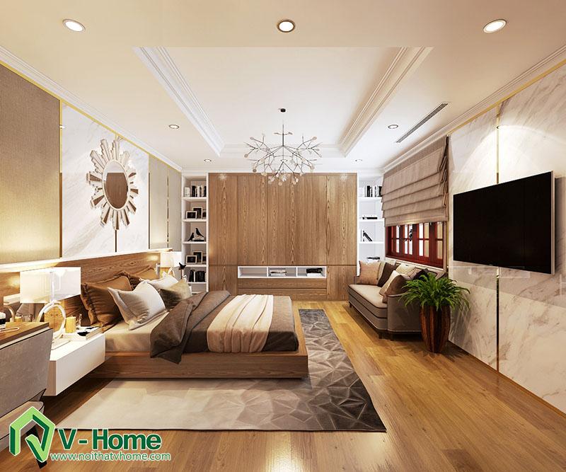 thiet-ke-biet-thu-to-ngoc-van-3 Thiết kế nội thất biệt thự Tô Ngọc Vân - Tây Hồ