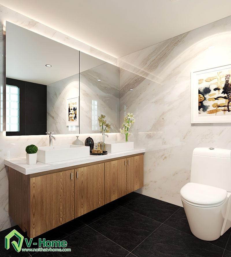thiet-ke-biet-thu-to-ngoc-van-5 Thiết kế nội thất biệt thự Tô Ngọc Vân - Tây Hồ