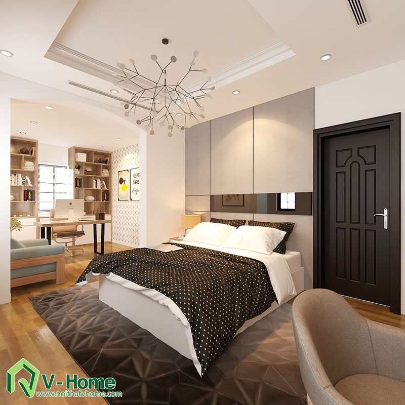 thiet-ke-biet-thu-to-ngoc-van-7 Thiết kế nội thất biệt thự Tô Ngọc Vân - Tây Hồ