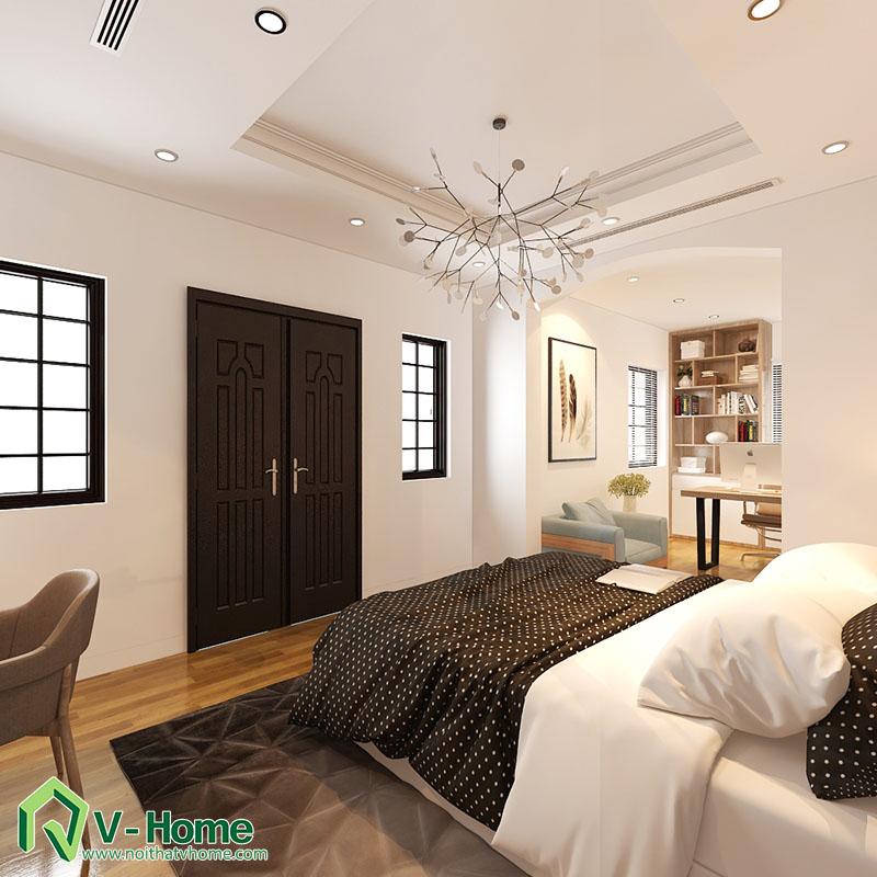 thiet-ke-biet-thu-to-ngoc-van-8 Thiết kế nội thất biệt thự Tô Ngọc Vân - Tây Hồ
