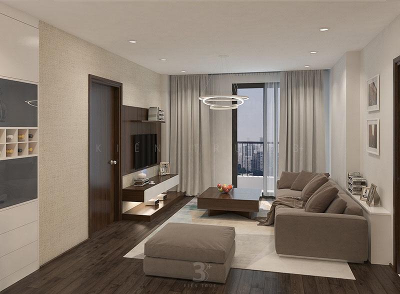 thiet-ke-can-ho-nha-anh-nhat-parkhill-1 Thiết kế nội thất chung cư Park Hill - A. Nhật