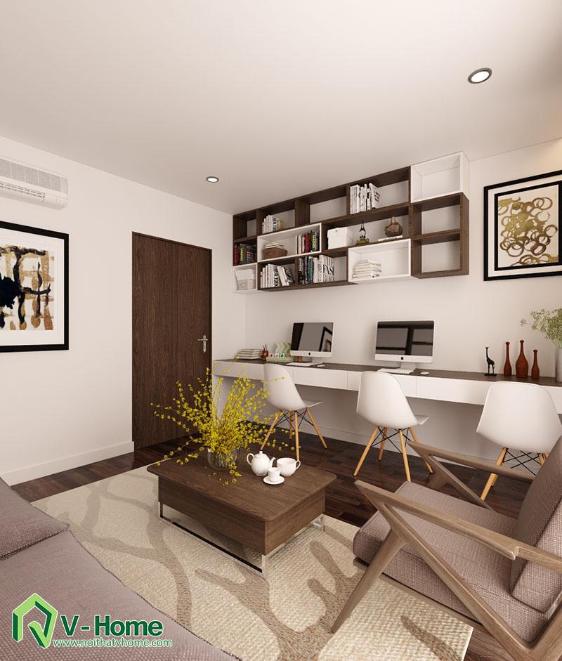 thiet-ke-kien-truc-noi-that-biet-thu-van-phu-24 Thiết kế kiến trúc, nội thất biệt thự Khu đô thị mới Văn Phú