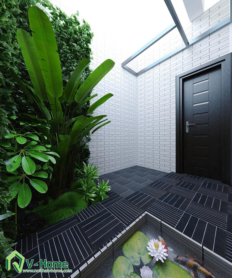 thiet-ke-kien-truc-noi-that-biet-thu-van-phu-6 Thiết kế kiến trúc, nội thất biệt thự Khu đô thị mới Văn Phú