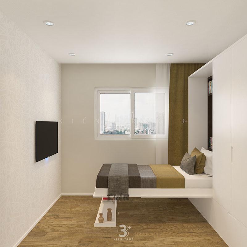 thiet-ke-noi-that-can-ho-chung-cu-8 Thiết kế nội thất chung cư Time Tower - A. Đô