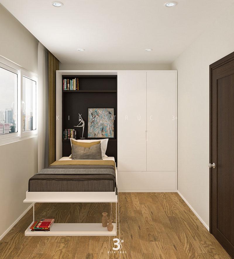 thiet-ke-noi-that-can-ho-chung-cu-9 Thiết kế nội thất chung cư Time Tower - A. Đô