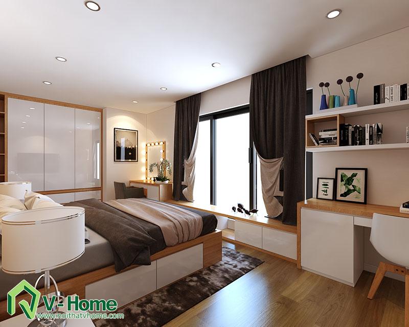 thiet-ke-noi-that-mipec-long-bien-12 Thiết kế nội thất chung cư Mipec Riverside Long Biên