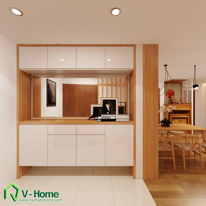 thiet-ke-noi-that-mipec-long-bien-7 Thiết kế nội thất chung cư Mipec Riverside Long Biên