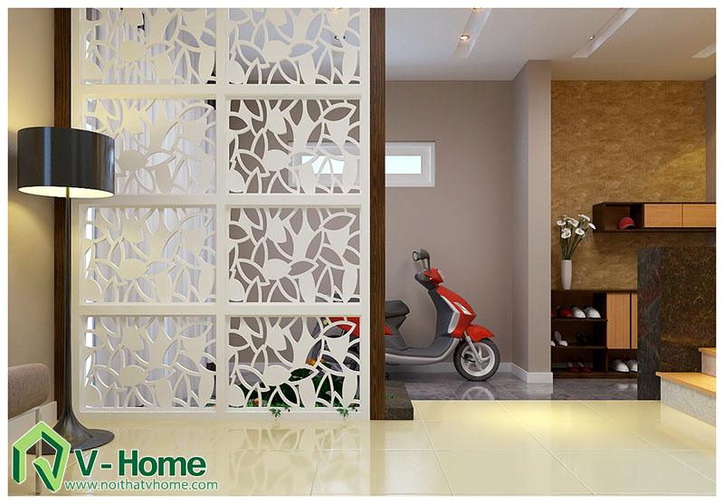 thiet-ke-noi-that-nha-199-Thuy-khue-3 Thiết kế nội thất nhà lô phố Thụy Khuê - A. Chính