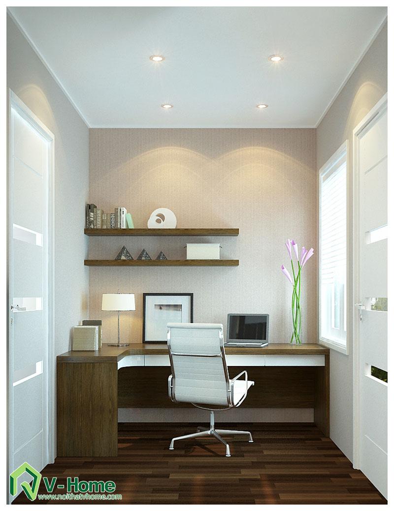 thiet-ke-noi-that-nha-199-thuy-khue-11 Thiết kế nội thất nhà lô phố Thụy Khuê - A. Chính