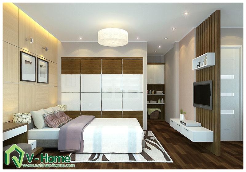 thiet-ke-noi-that-nha-199-thuy-khue-12 Thiết kế nội thất nhà lô phố Thụy Khuê - A. Chính