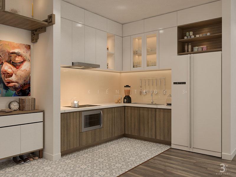 thiet-ke-noi-that-nha-a-hai-7 Thiết kế nội thất chung cư Park Hill Minh Khai, Hoàng Mai - A Hải