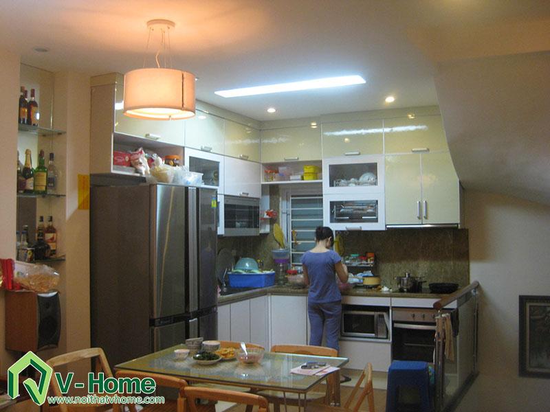 thiet-ke-noi-that-nha-a.tung-214-thuy-khue-8 Thi công xây dựng, nội thất nhà lô phố Thụy Khuê, Tây Hồ - A Tùng