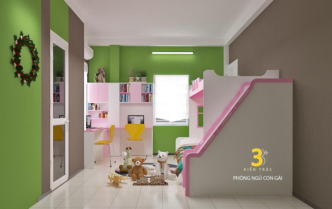 thiet-ke-noi-that-nha-chi-huong-2 Thiết kế nội thất phòng ngủ chung cư Goldmark City 136 Hồ Tùng Mậu - C Hường