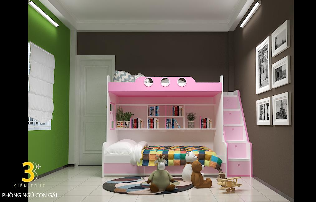 thiet-ke-noi-that-nha-chi-huong-3 Thiết kế nội thất phòng ngủ chung cư Goldmark City 136 Hồ Tùng Mậu - C Hường