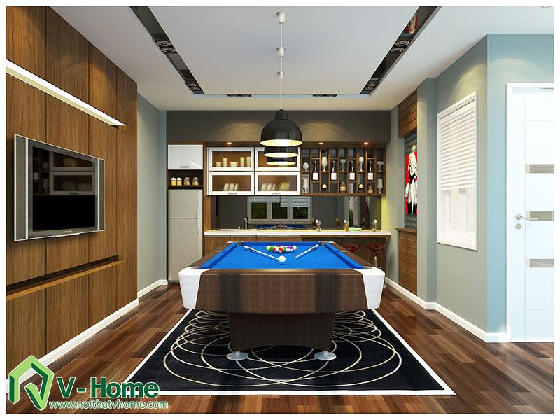 thiet-ke-noi-that-nha-p.vui-choi-199-thuy-khue-16 Thiết kế nội thất nhà lô phố Thụy Khuê - A. Chính