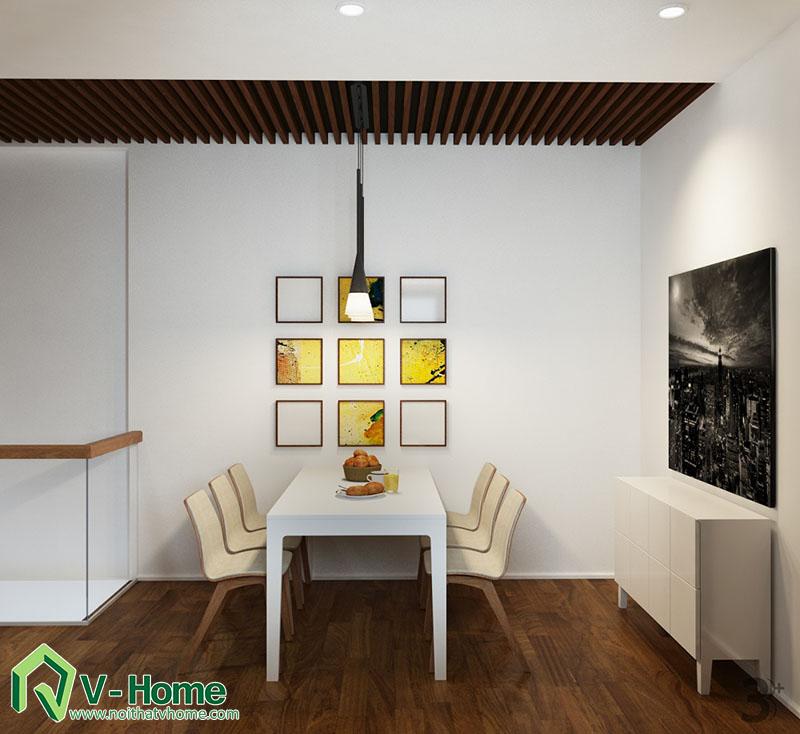 thiet-ke-noi-that-nha-so1-le-duan-3 Thiết kế nội thất nhà lô phố Lê Duẩn