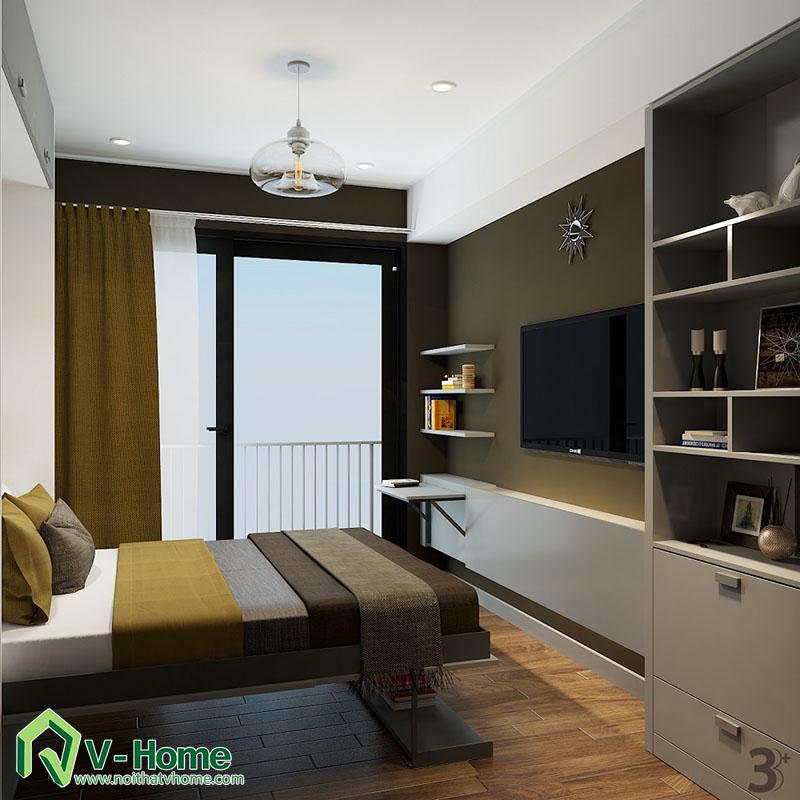 thiet-ke-noi-that-nha-so1-le-duan-6 Thiết kế nội thất nhà lô phố Lê Duẩn