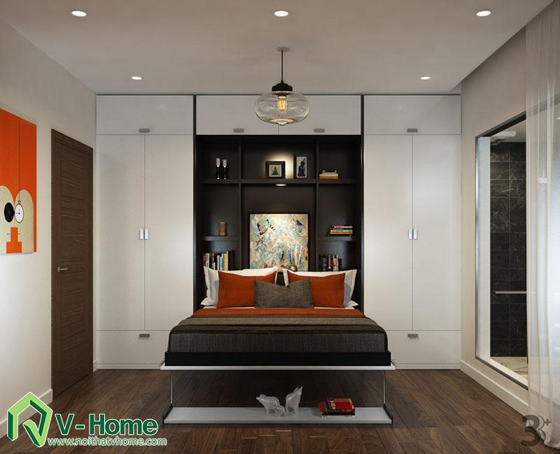 thiet-ke-noi-that-nha-so1-le-duan-7 Thiết kế nội thất nhà lô phố Lê Duẩn