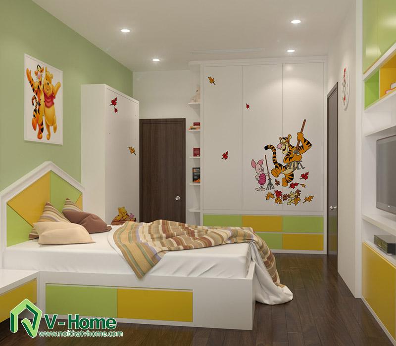 thiet-ke-noi-that-shophouse-vinhome-ham-nghi-10 Thiết kế nội thất Shophouse Vinhomes Gardenia Hàm Nghi, Mỹ Đình
