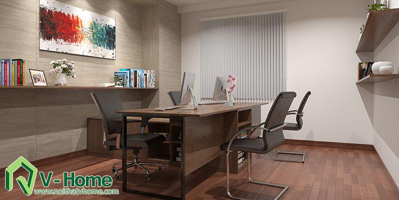 thiet-ke-vp-bac-ha-3 Thiết kế văn phòng Bắc Hà Tower, Tố Hữu