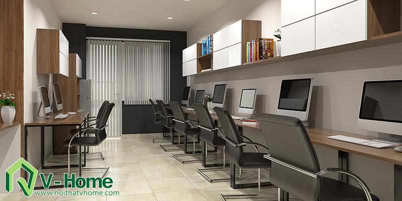 thiet-ke-vp-bac-ha-7 Thiết kế văn phòng Bắc Hà Tower, Tố Hữu