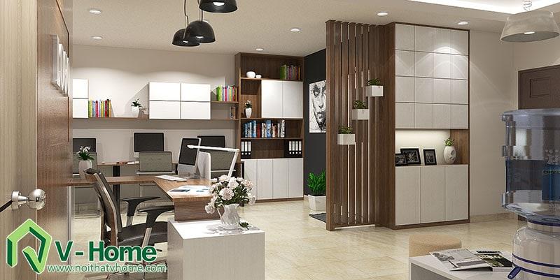 thiet-ke-vp-bac-ha Thiết kế văn phòng Bắc Hà Tower, Tố Hữu