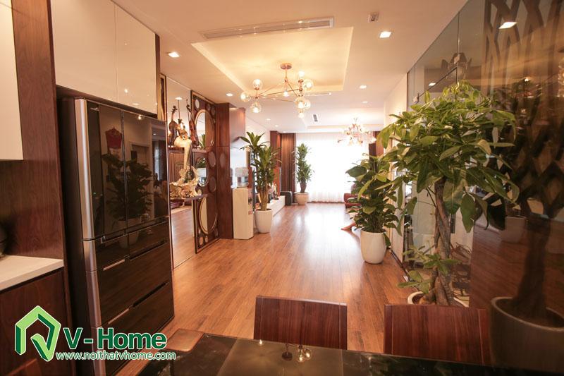 12 Thi công nội thất Shophouse Gardenia Hàm Nghi, Mỹ Đình