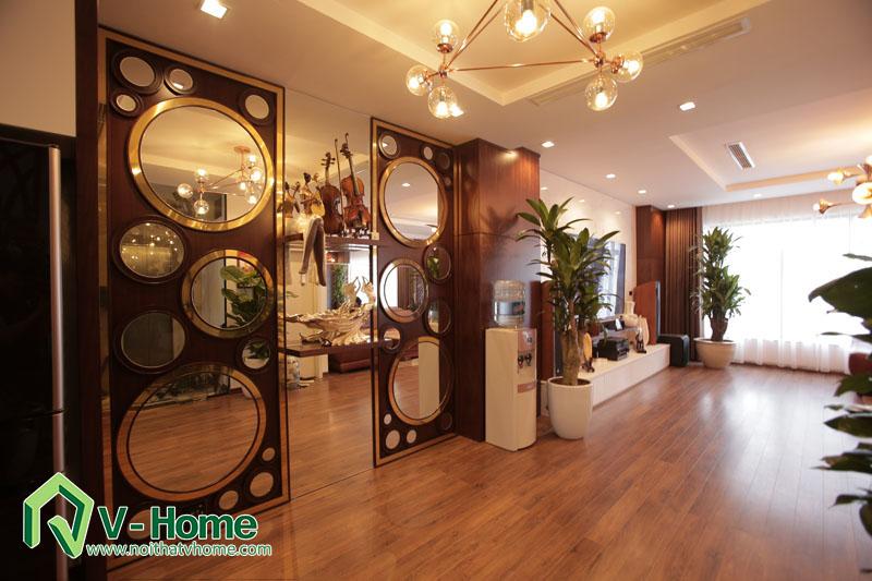 3 Thi công nội thất Shophouse Gardenia Hàm Nghi, Mỹ Đình