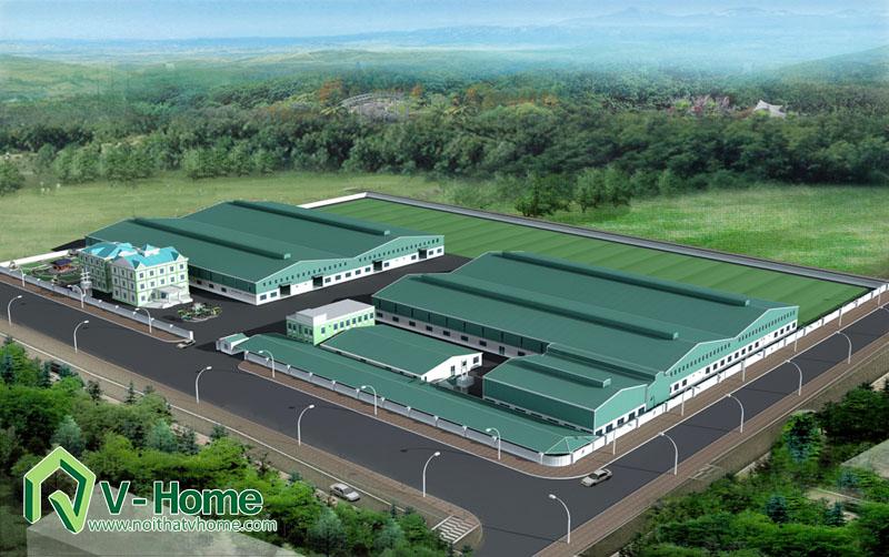 nha-may-formosa Thiết kế xưởng - nhà máy sản xuất