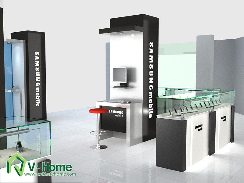 thiet-ke-khu-trung-bay-sam-sumg-15 Thiết kế khu trưng bày sản phẩm điện tử SamSung